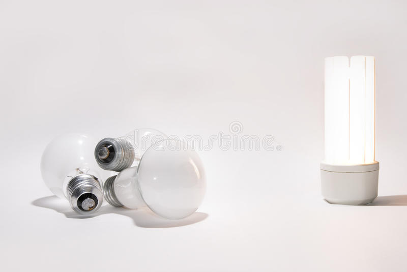 Download Energy saving bulb stock image. Image of contemporary - 9924743