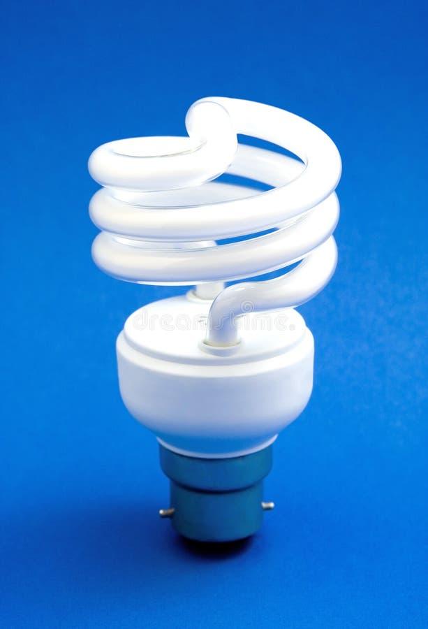 Energy-Saving Gloeilamp stock foto's