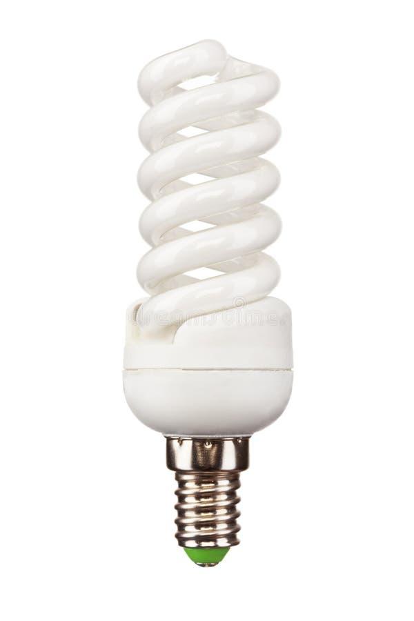 Energy Saving Light Bulb Royalty Free Stock Photography
