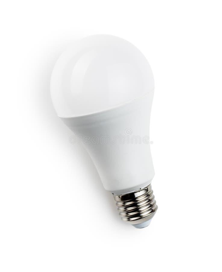 Energy saving light bulb. LED light bulb stock photography