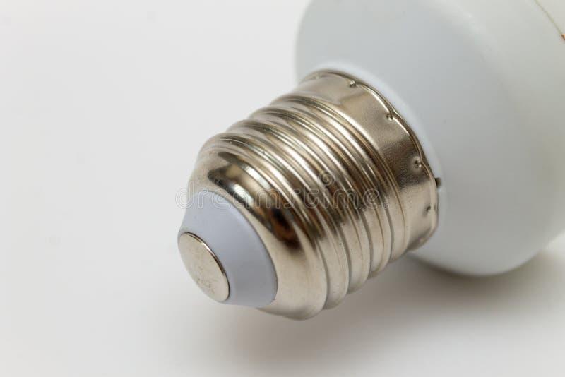 Energy-saving technology E27 royalty free stock image