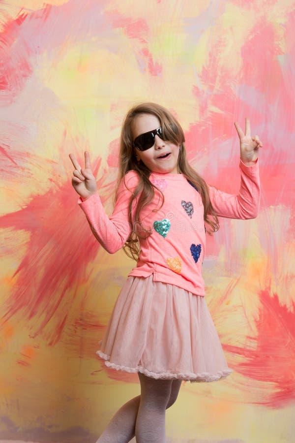 enfance et bonheur photo stock