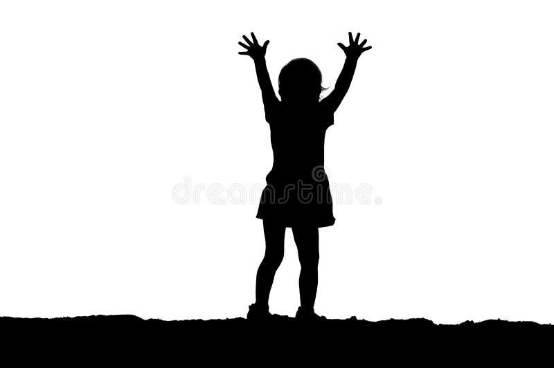 Enfant illustration de vecteur