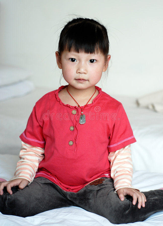 enfant asiatique images stock