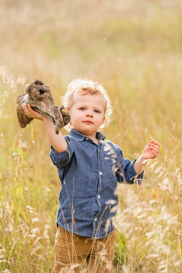 Download Enfant en bas âge mignon image stock. Image du états - 45355339