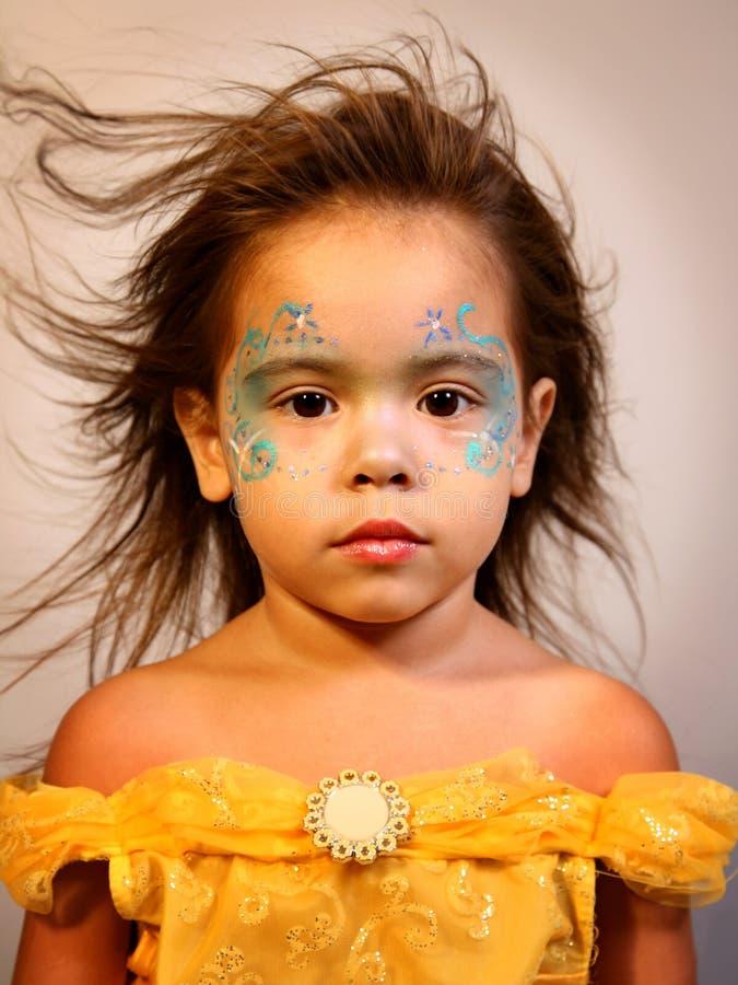 Enfant féerique photo libre de droits