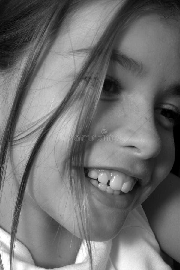 Enfant heureux image stock