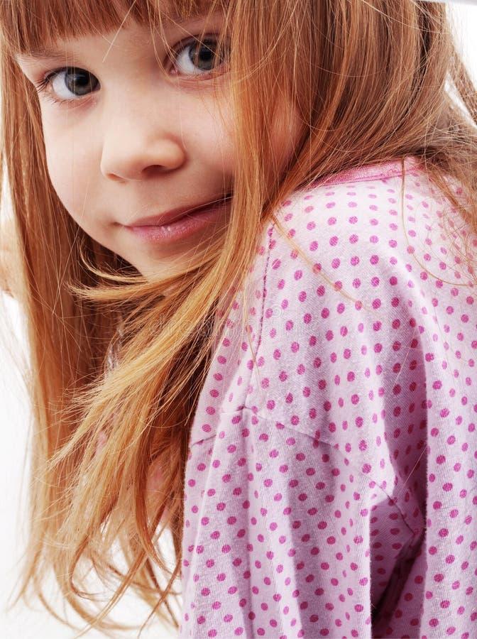 Enfant mignon image stock