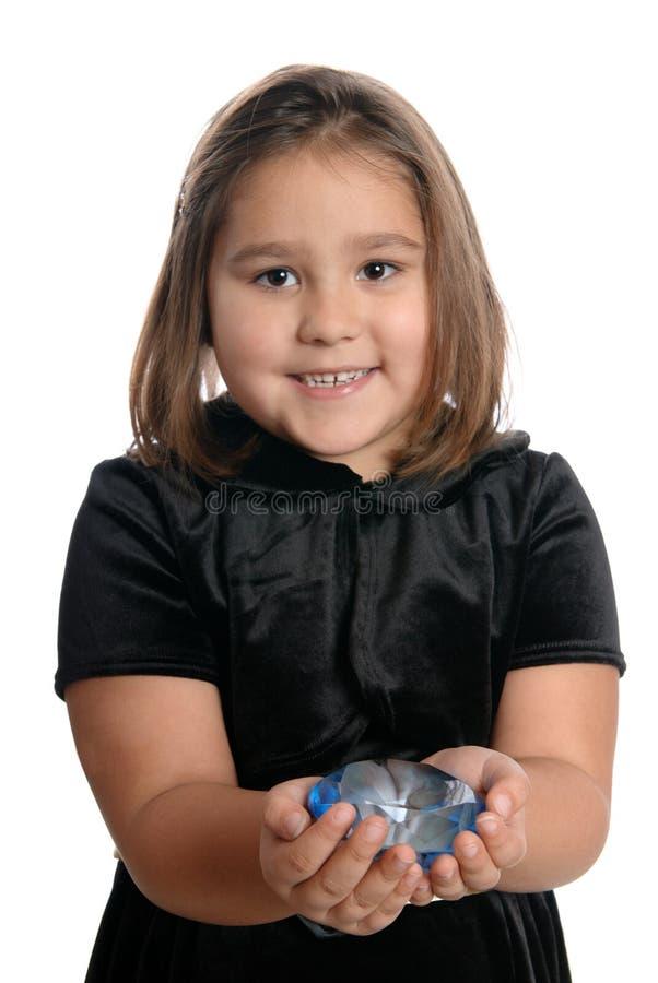 Enfant riche photo stock
