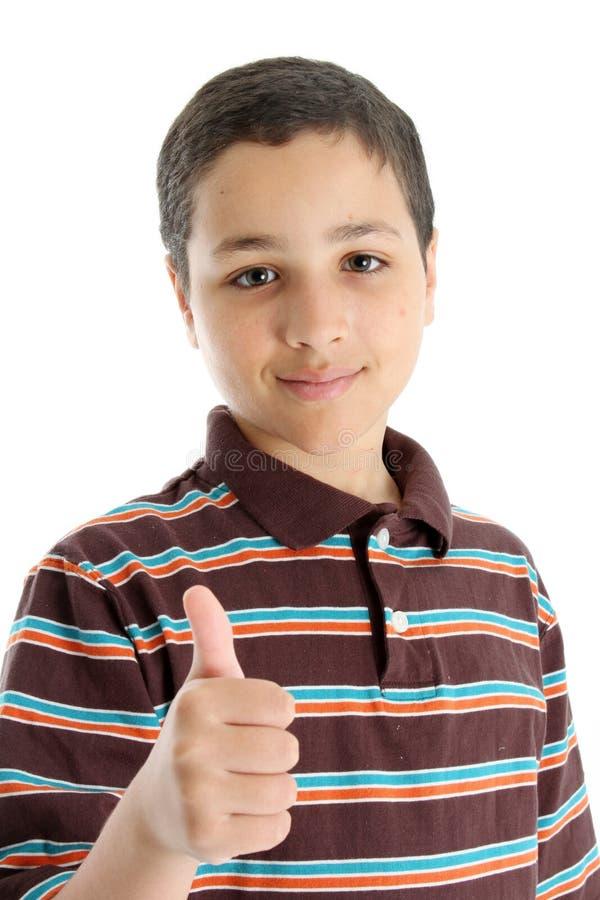 Enfant sur le fond blanc photographie stock libre de droits