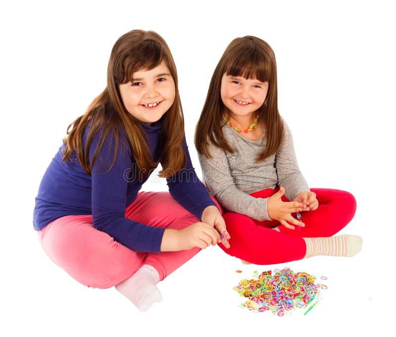 Enfants créateurs image libre de droits