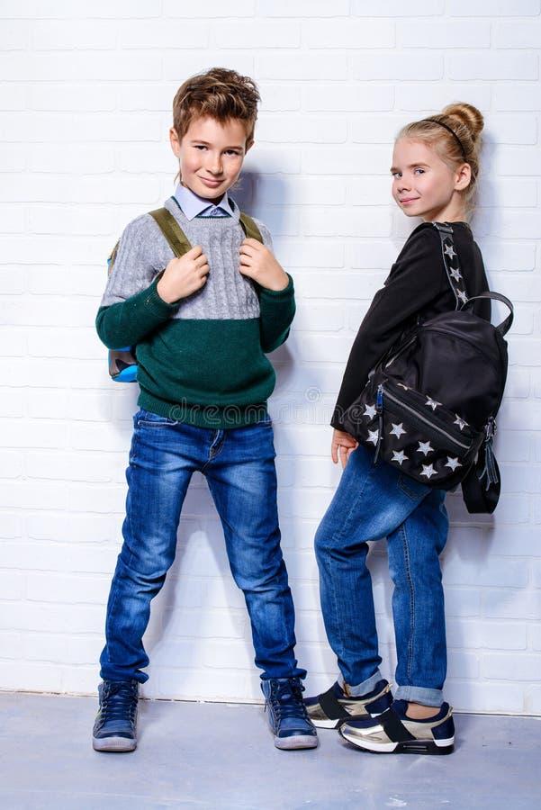 Enfants d'étoile image libre de droits