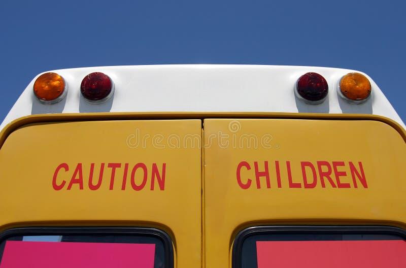 Enfants d'attention ! image libre de droits