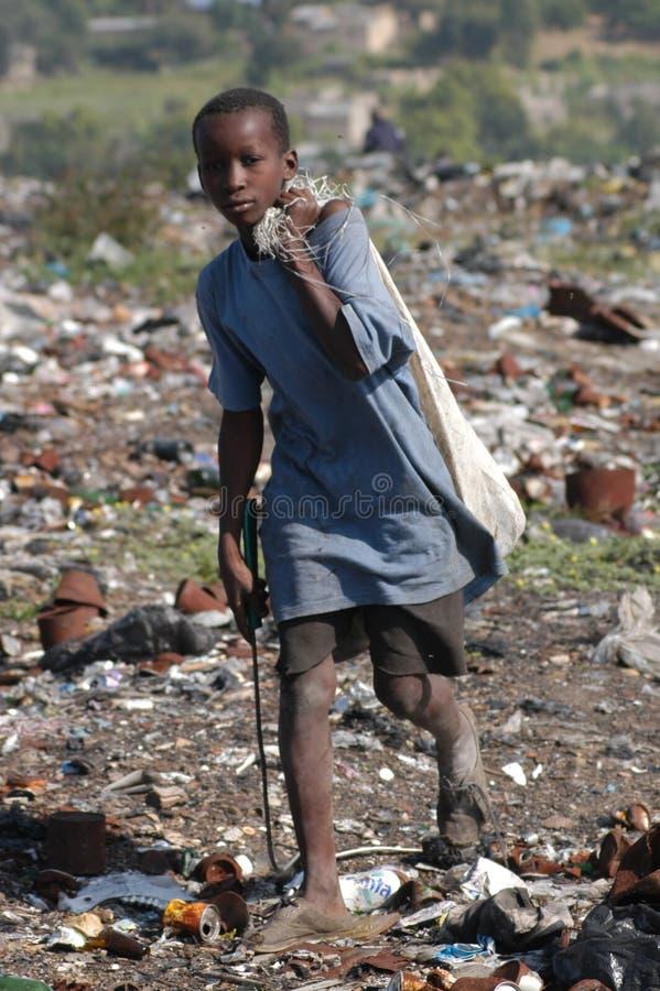 Enfants de l'Afrique images libres de droits
