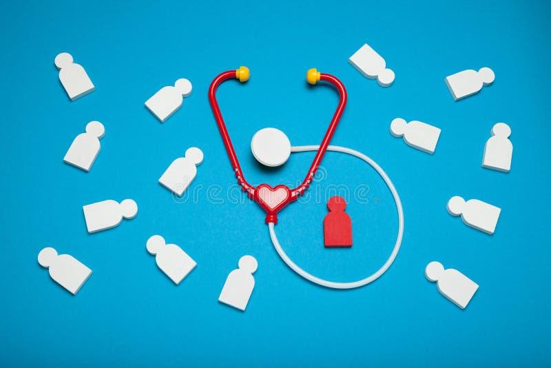 Enfermedad cardíaca de la prevención, concepto cardiaco de la salud de niños foto de archivo libre de regalías