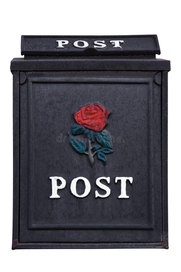 enfermez dans une boîte la lettre images libres de droits