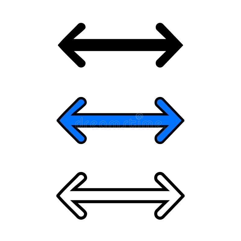 Enfoca adentro el icono libre illustration