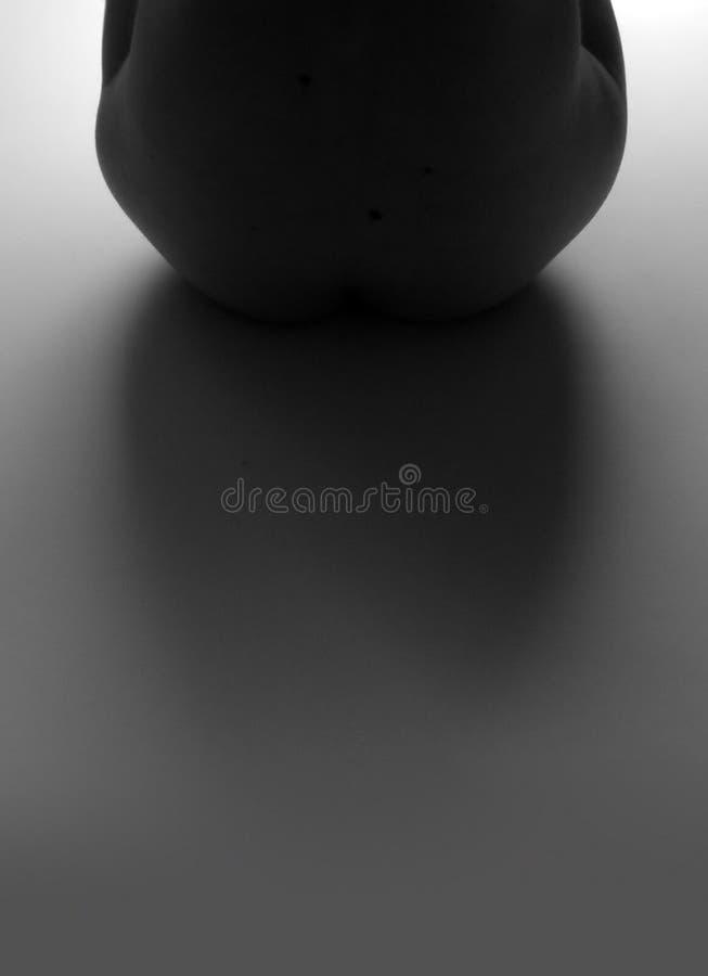 Download Enfoncé photo stock. Image du abstrait, forme, femme, enfoncé - 91290