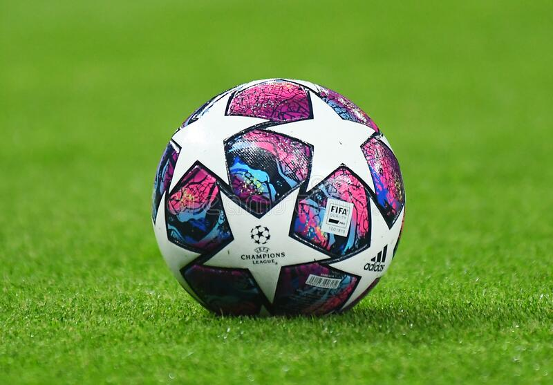 Official Match Ball Of 2019 UEFA Champions League Final ...