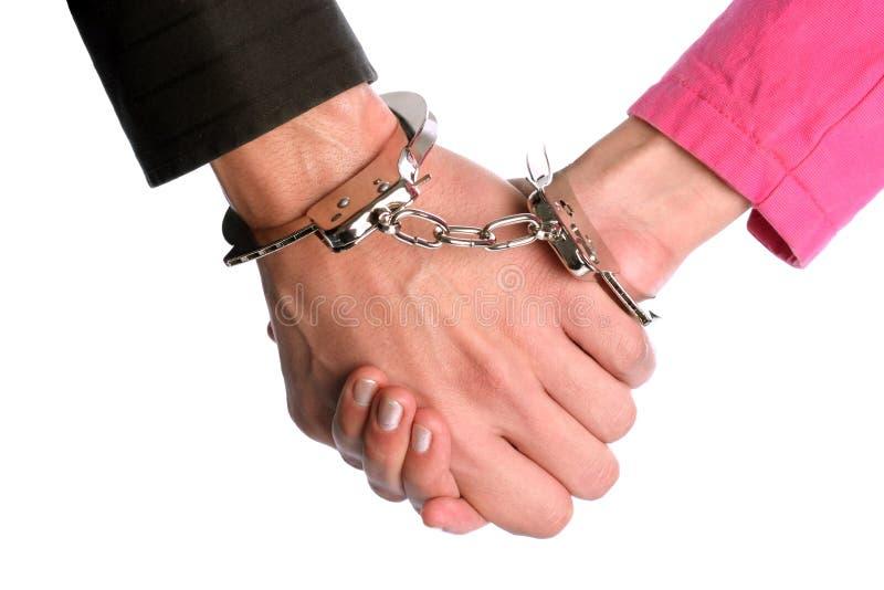 Engagement photo libre de droits