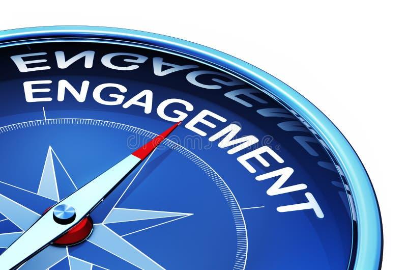 Engagement vector illustration