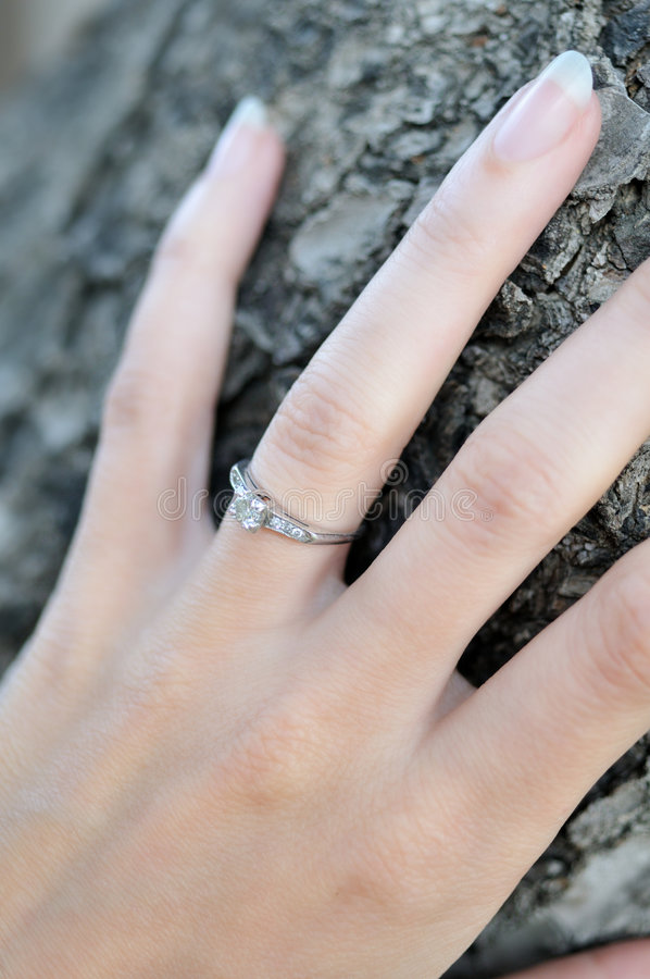 Free Engagement Ring Stock Images - 5500434