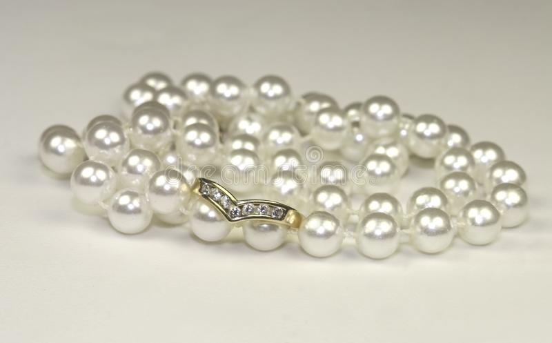 Download Engagement Rings And Pearls Stock Photo - Image of celebration, happiness: 10014120
