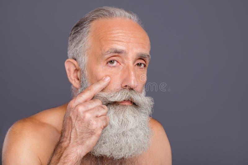 mann nackt portrat