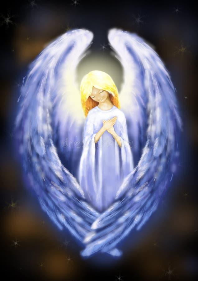 Engel vector illustratie