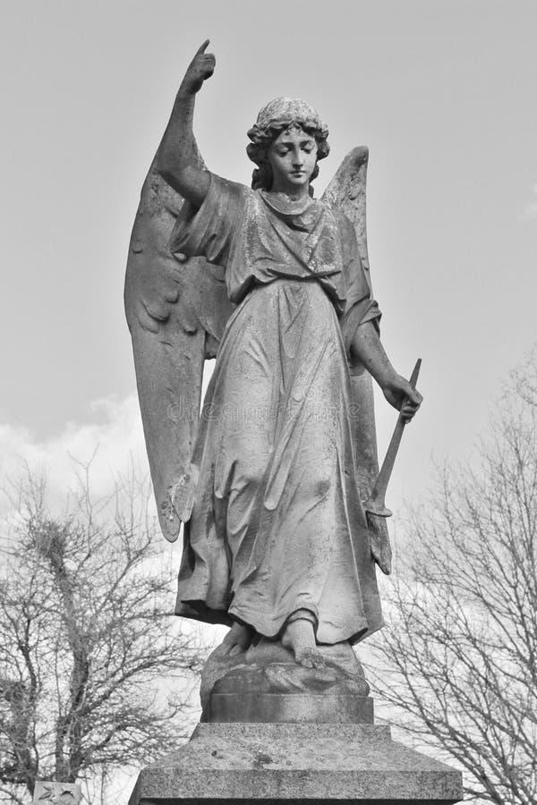 Engel des Mutes lizenzfreies stockbild