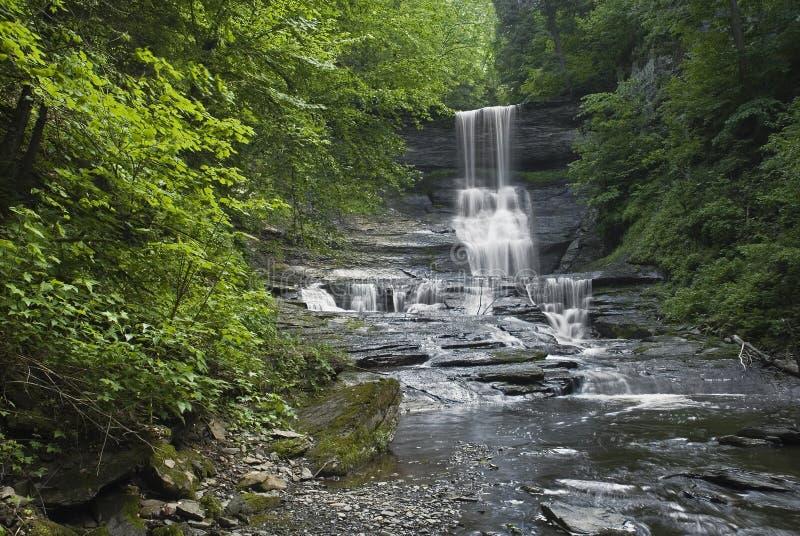 Engel fällt Wasserfall lizenzfreies stockfoto