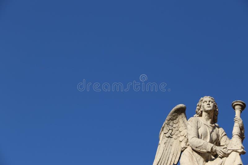 Engel in Rome stock foto