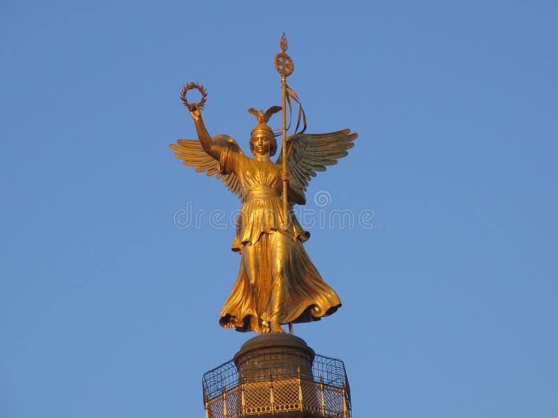 Engel van Berlijn royalty-vrije stock foto