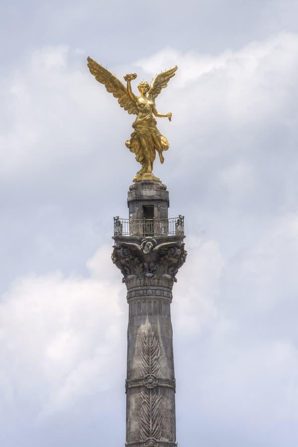 Engel van Onafhankelijkheid, Mexico-City royalty-vrije stock foto's