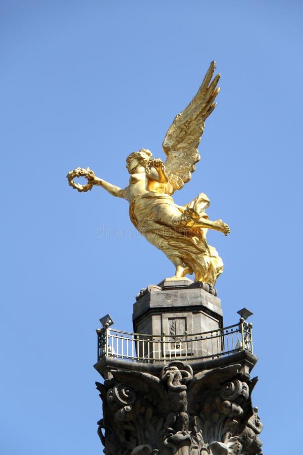 Engel von Unabhängigkeit stockbild