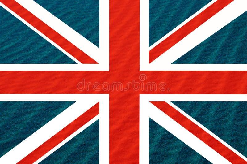 Engeland royalty-vrije illustratie