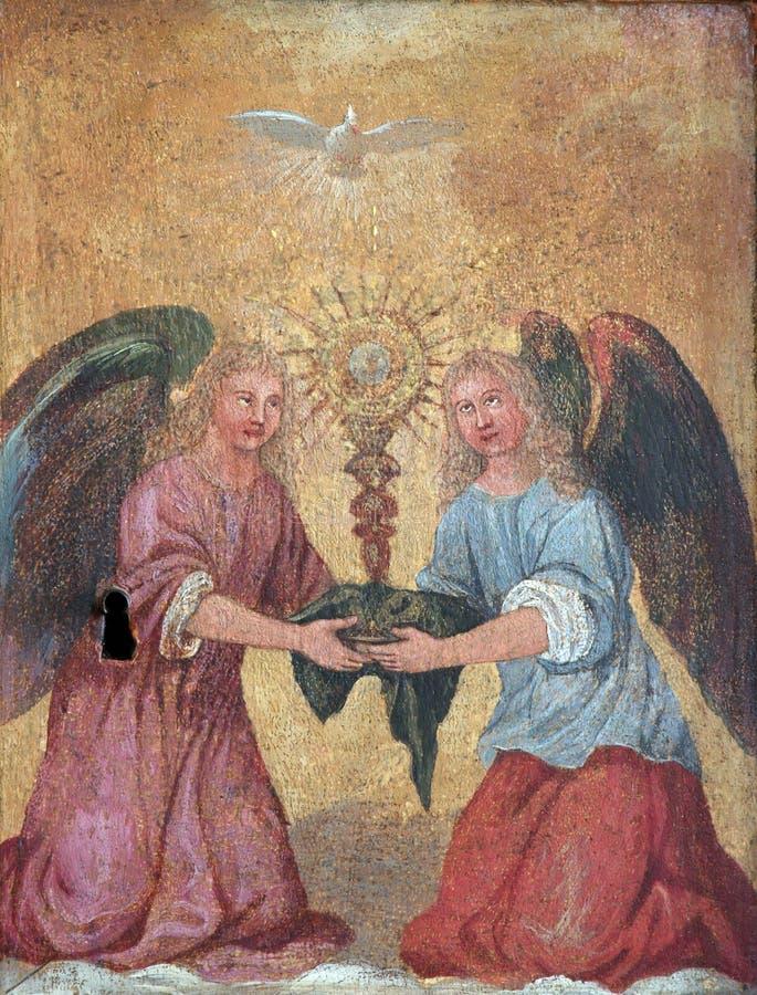 engelen royalty-vrije stock afbeeldingen