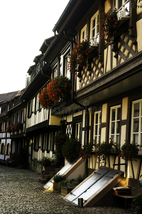 Free Engelgasse, Gengenbach, Black Forest Germany Stock Photo - 26134770
