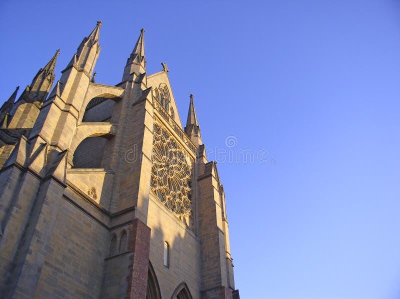 Download Engelse Universiteit (met Ruimte Voor Tekst) Stock Afbeelding - Afbeelding bestaande uit chapel, kerk: 39299