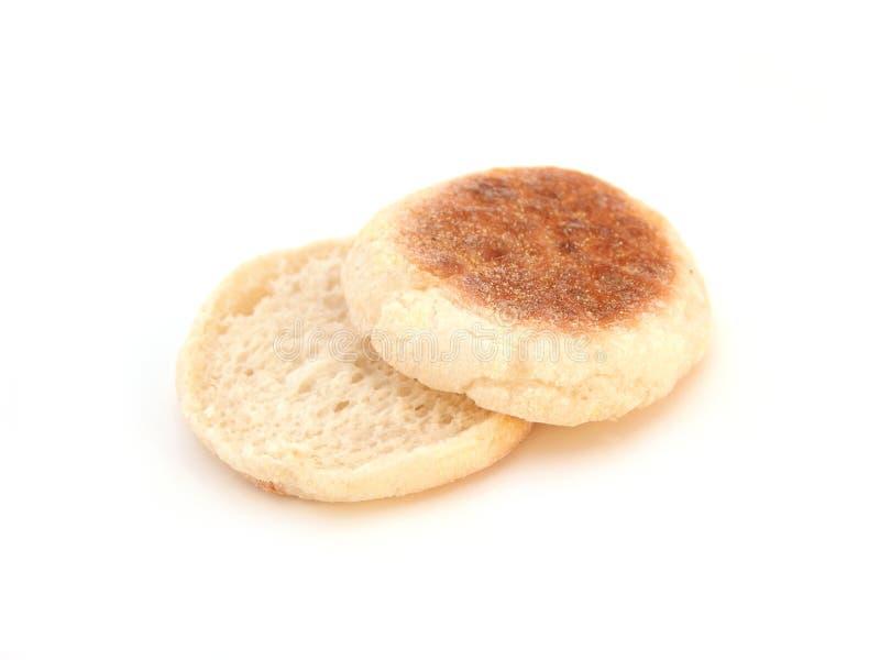 engelsk muffin arkivbilder