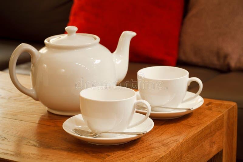 engelsk tea arkivfoto