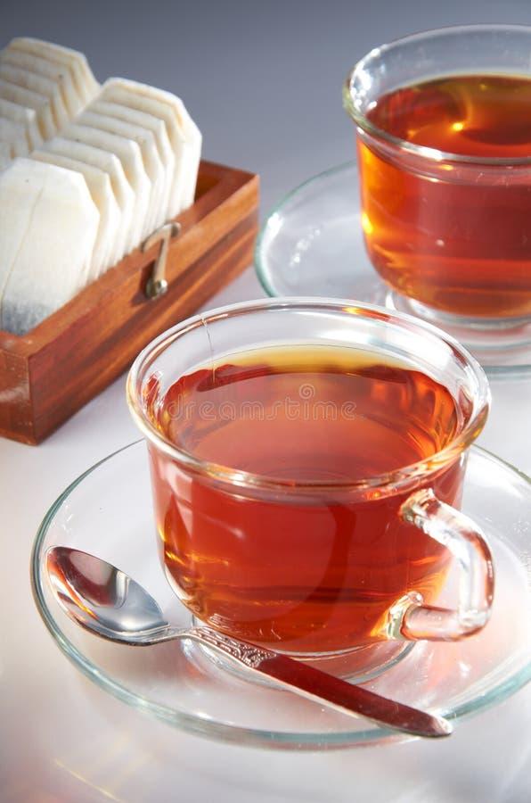 engelsk tea arkivbild