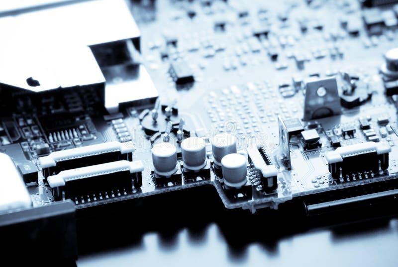 Engenharia elétrica imagem de stock