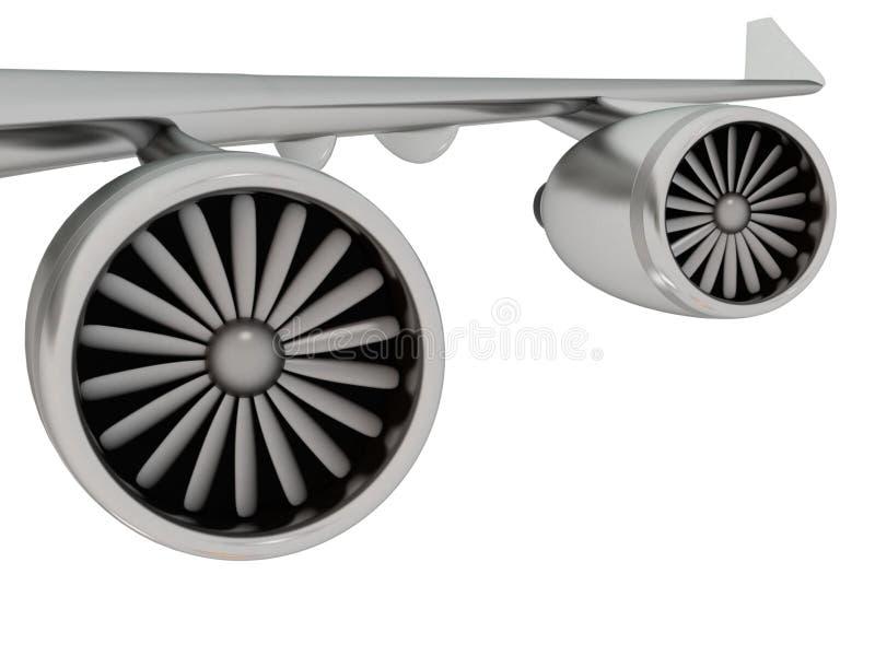 Engine royalty free illustration