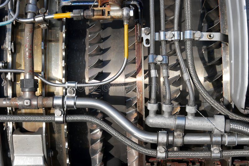 Engine image stock
