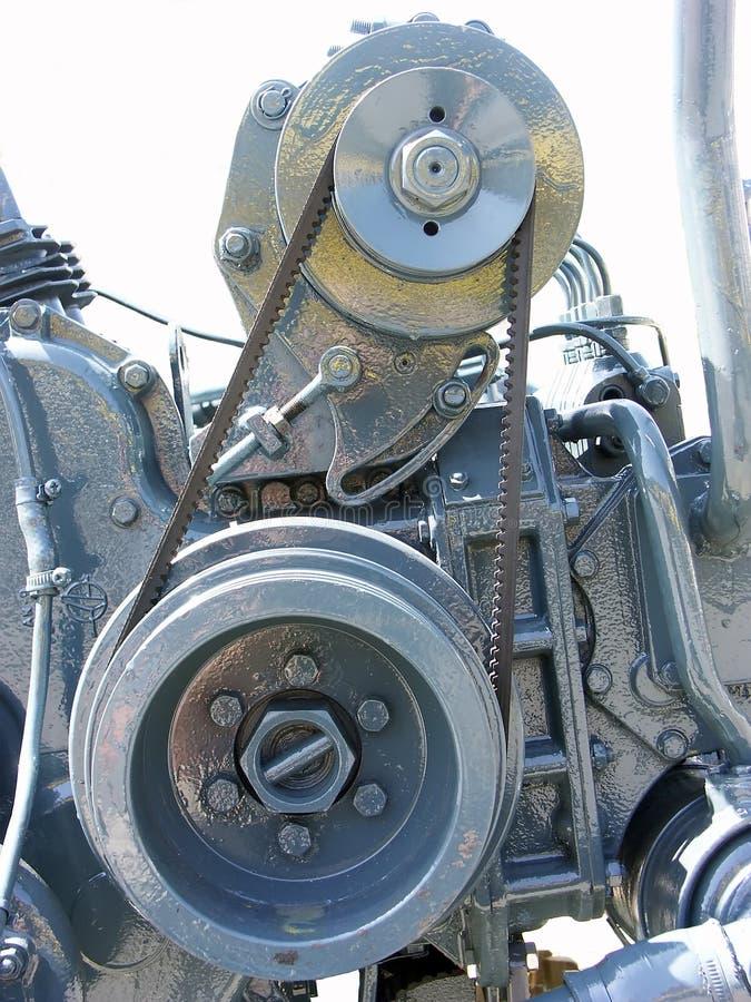 Engine de bus image libre de droits
