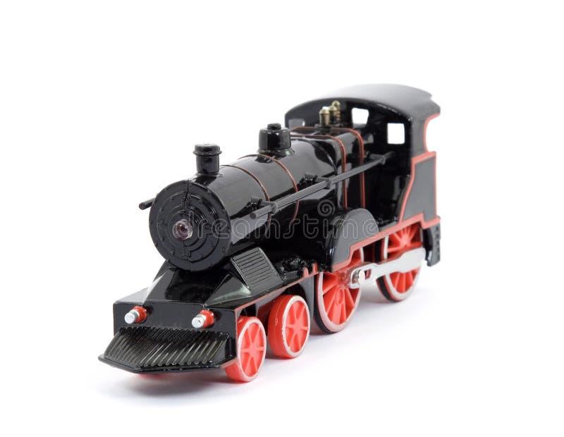 Engine de train de vapeur image libre de droits