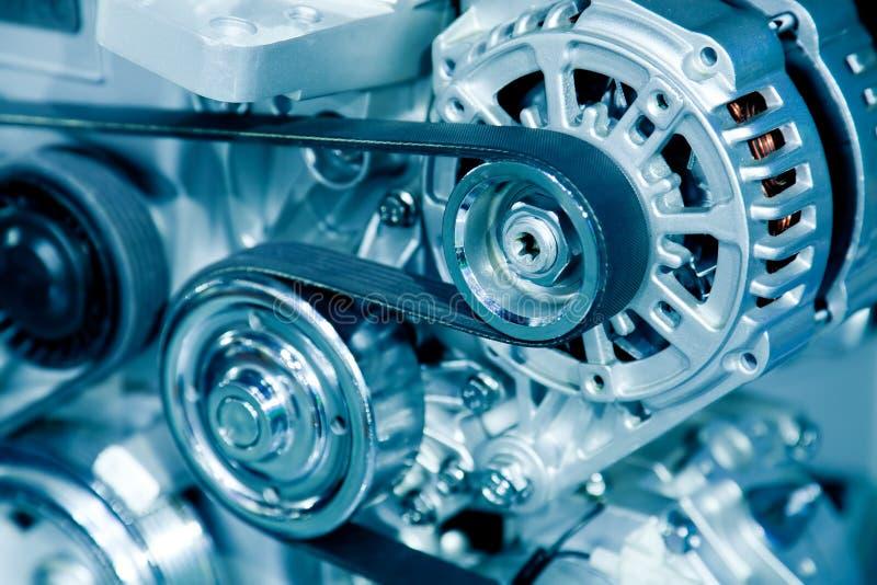Engine de véhicule image libre de droits