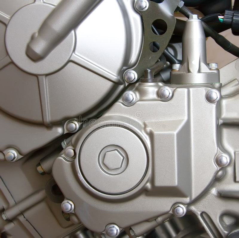 Download ENGINE DETAILS Royalty Free Stock Photo - Image: 2427535