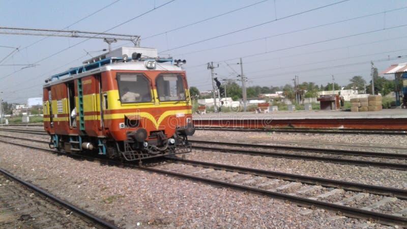 Engine ferroviaire photos libres de droits
